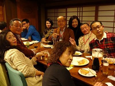 2017年プジョー・シトロエンオーナ様お食事会