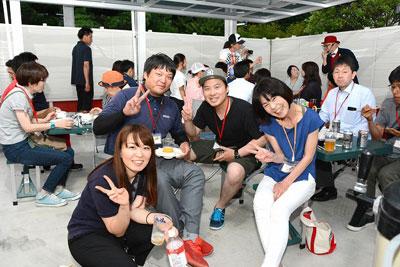 2018年プジョー・シトロエンオーナー様BBQ(2018.06.02)