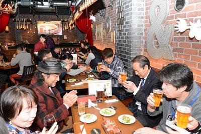 2019年プジョー・シトロエンオーナー様お食事会(2019.01.26)