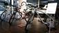 ポルシェが作る2輪車!!! ポルシェバイク展示中